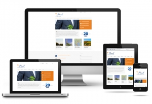What is a Responsive Web Design (RWD) or a responsive web template?